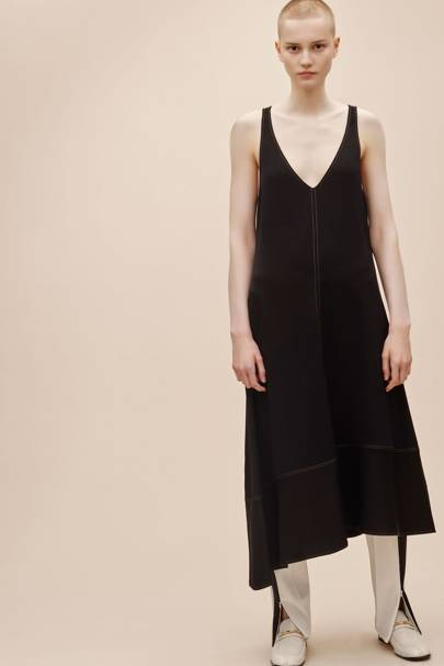 The structured day dress