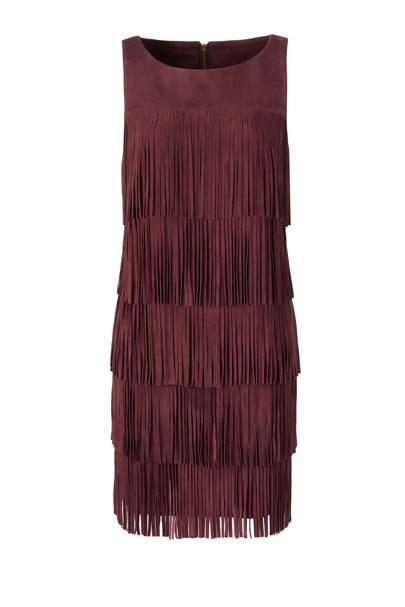 Suede dress $248