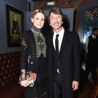 Valentino dinner, New York - January 11 2017