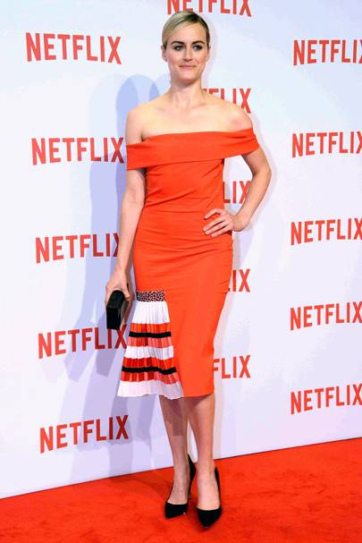 Netflix Launch event, Milan - October 22 2015