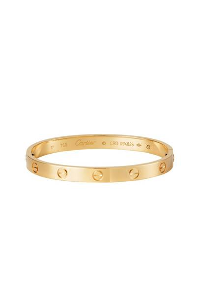 The Love Bangle: