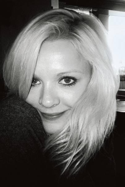 Francesca Burns, fashion editor