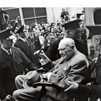 Sir Winston Churchill, 1962