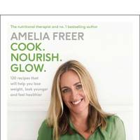 Cook. Nourish. Glow - Amelia Freer