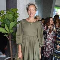 Net-a-Porter and Make A Wish host 'The Art Of Wishes' luncheon, London – October 1 2018