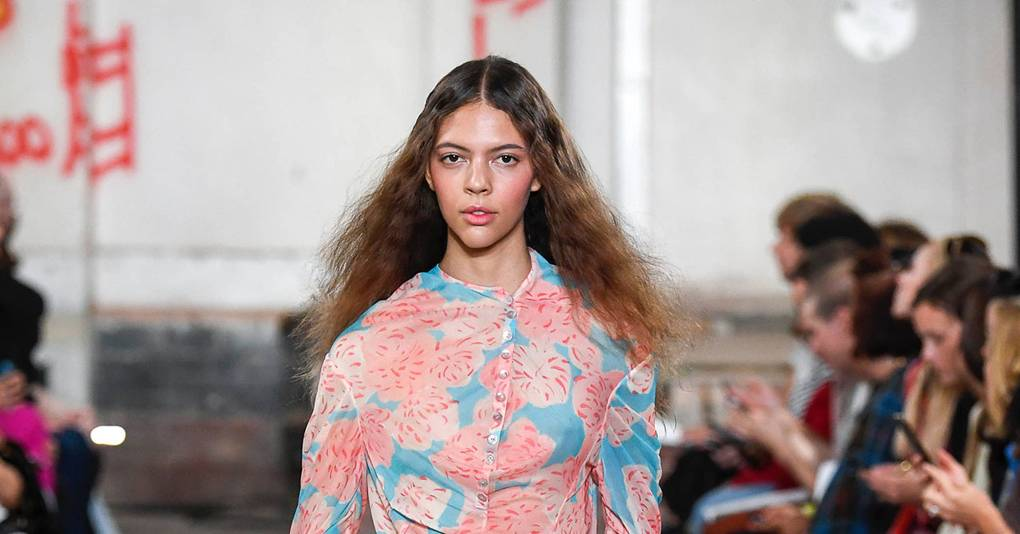 Fashion East Yuhan Wang Spring Summer 2019 Ready To Wear Show Report British Vogue