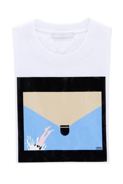 Prada Reveals Vahram Muratyan Tshirt Collection