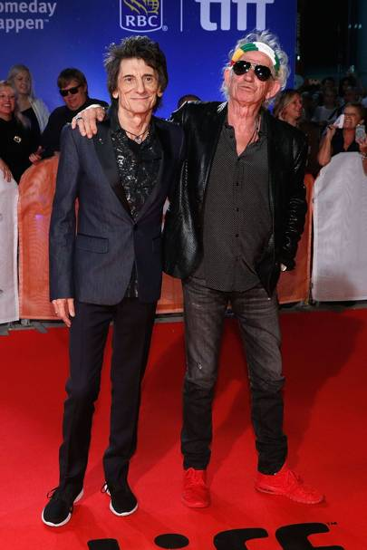 The Rolling Stones Ole Ole Ole! premiere – September 16 2016