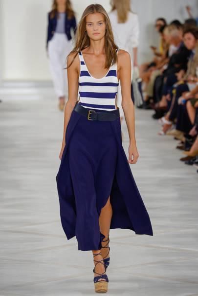 Ralph Lauren Spring/Summer 2016 Ready-To-Wear collection