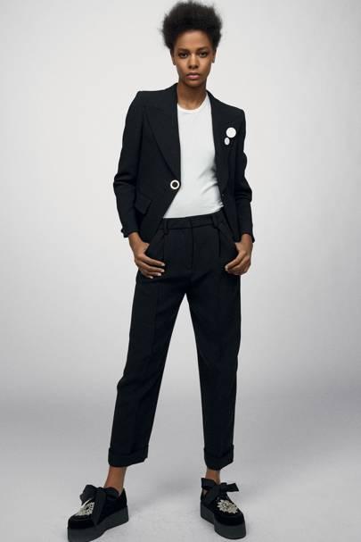 The Trouser Suit: