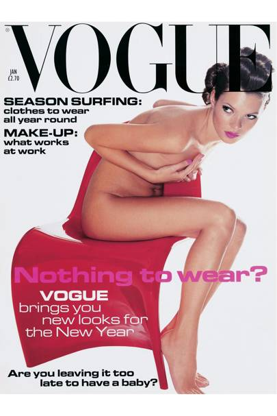 Vogue Cover, January 1995
