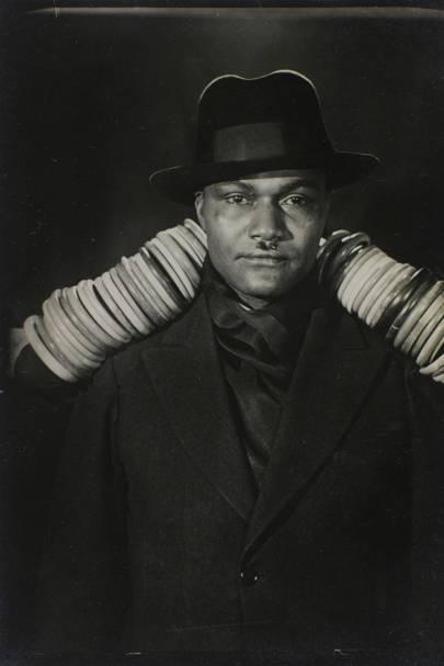Man Ray Portraits Exhibition