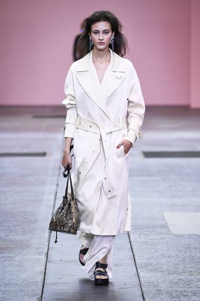 27be60482d3 By Malene Birger Spring Summer 2017 Ready-To-Wear show report ...