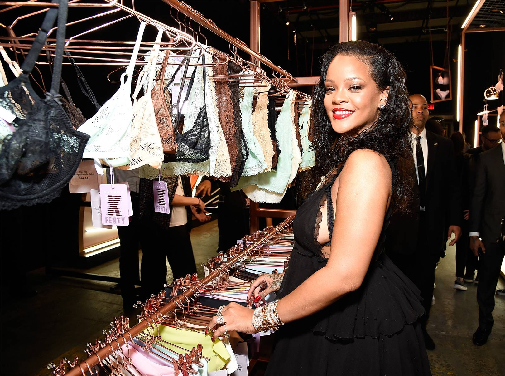 82736bbc2 How Rihanna s Savage x Fenty Is Changing The Lingerie Game