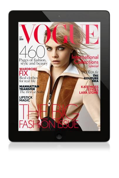 On the iPad