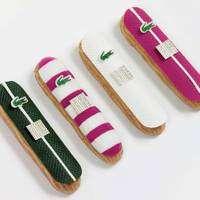 Fauchon's chocolate eclairs