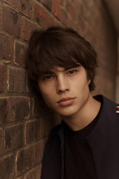 Louis Baines, 20