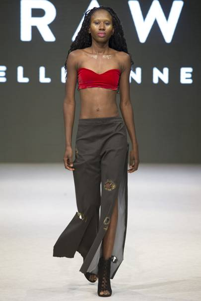 Rachelle Anne Wear Spring Summer 2017 Ready-To-Wear show report ... 45f7ad1cb6b