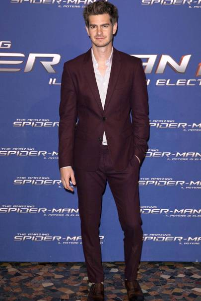 The Amazing Spider-Man 2 premiere, Rome – April 14 2014