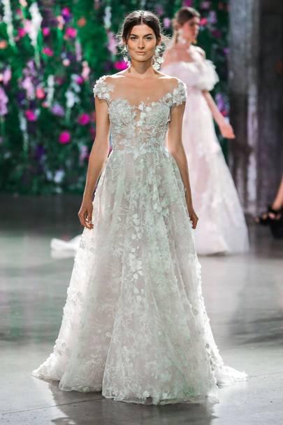 new fashion wedding dresses
