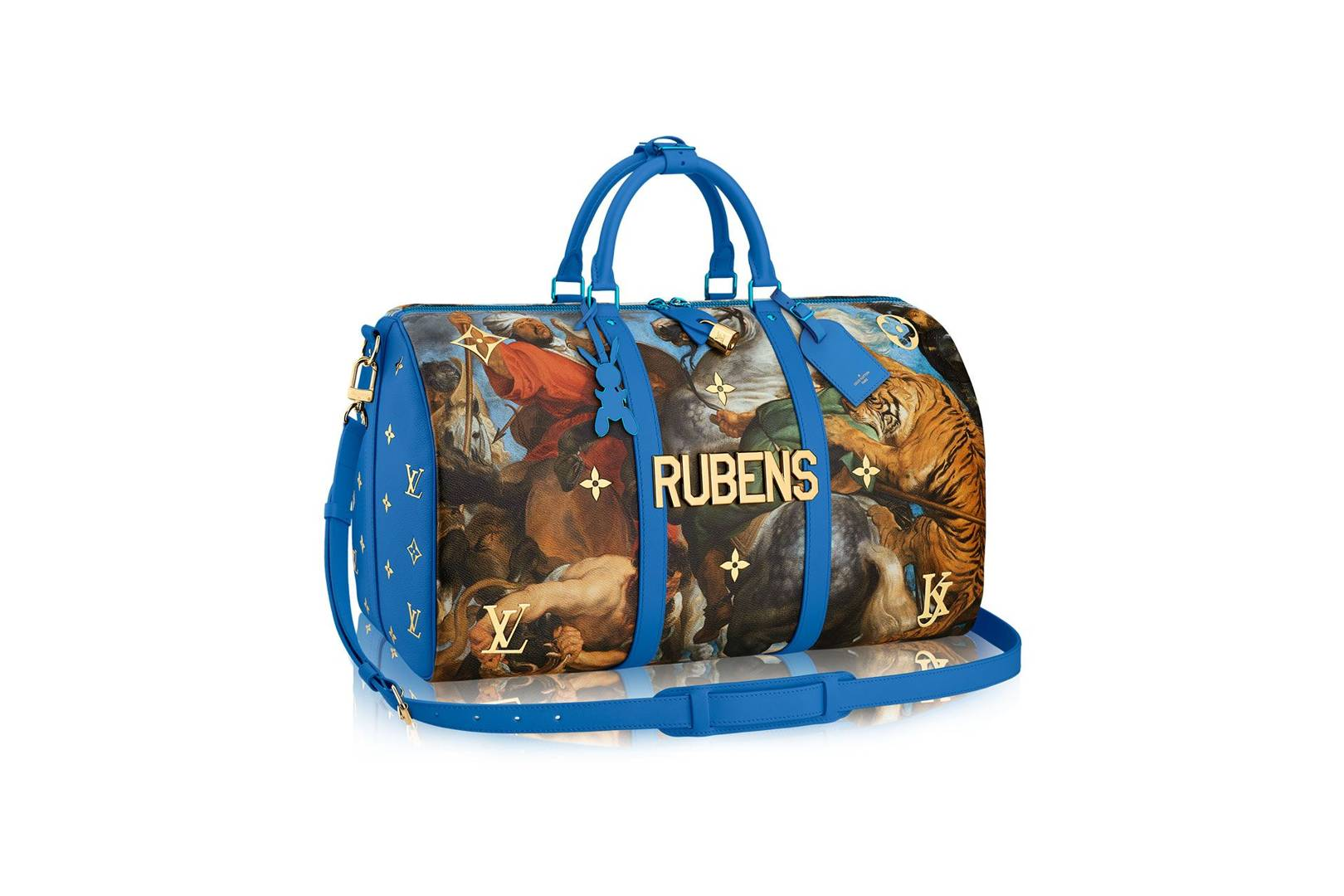 Louis Vuitton Launches Collaboration With Jeff Koons  8f57e1d960832