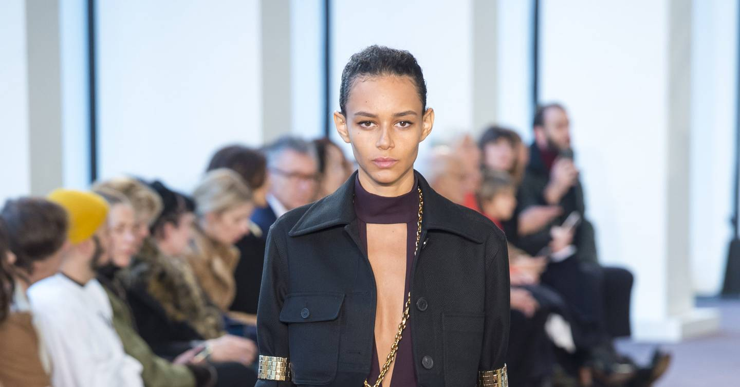 0500e4dce2a1 Chloé Autumn Winter 2018 Ready-To-Wear show report