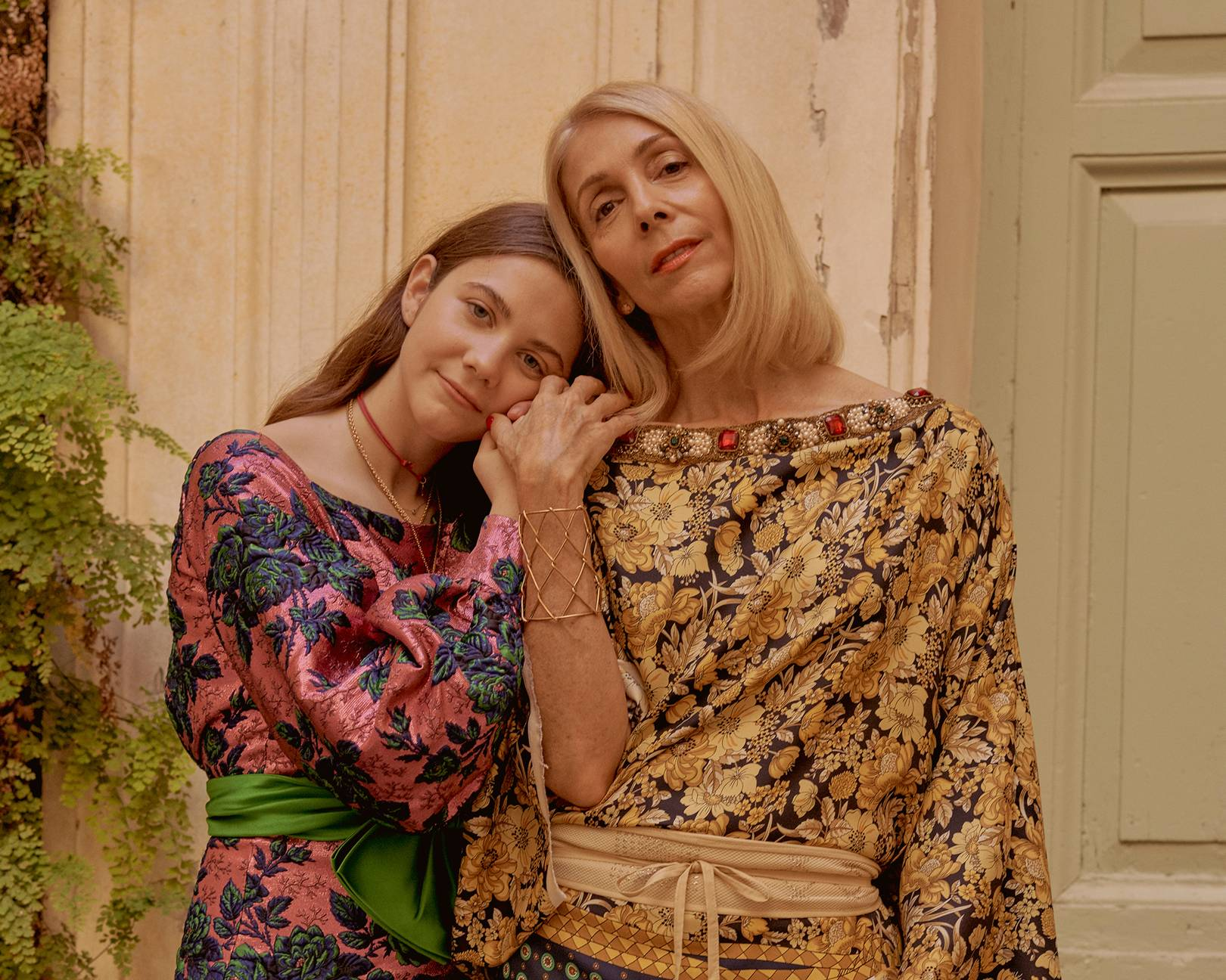 f0313ef4fa Italy's Most Creative Families, All Wearing Gucci | British Vogue