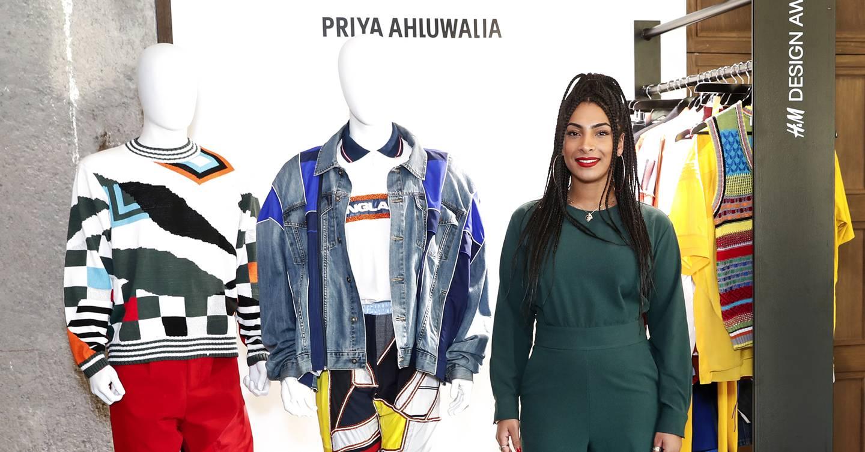 Vogue Meets Priya Ahluwalia, Winner Of The H&M Design Award 2019