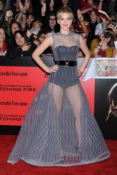 The Hunger Games: Catching Fire premiere, LA – November 18 2013