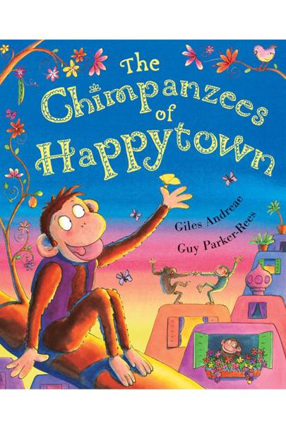 The Chimpanzees of Happy Town - Hope Finds A Way