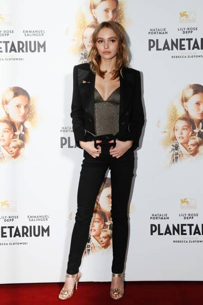 Planetarium photocall, Paris - November 8 2016