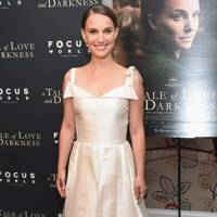 A Tale Of Love and Darkness premiere, New York - August 15 2016