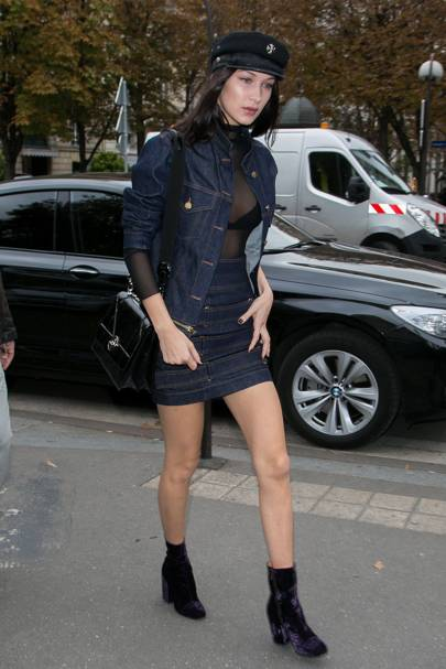 0c5daae40d59 Bella Hadid Style File  Fashion And Street Style