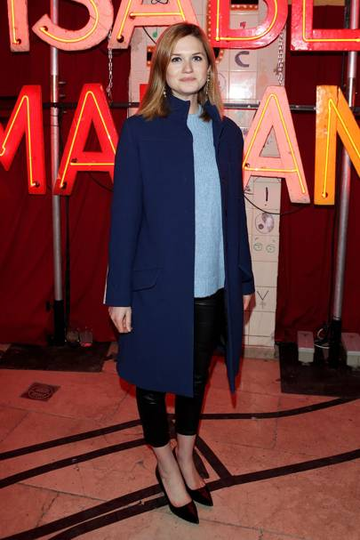 Isabel Marant party, London – December 5 2013