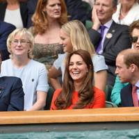 Wimbledon 2015 along with Prince William