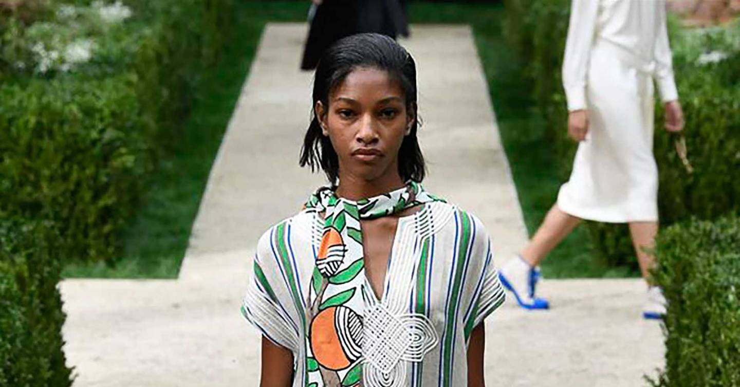 cc35b935805fdf Tory Burch Spring/Summer 2019 Ready-To-Wear show report | British Vogue