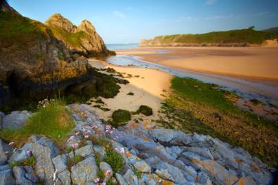 The Gower Peninsula