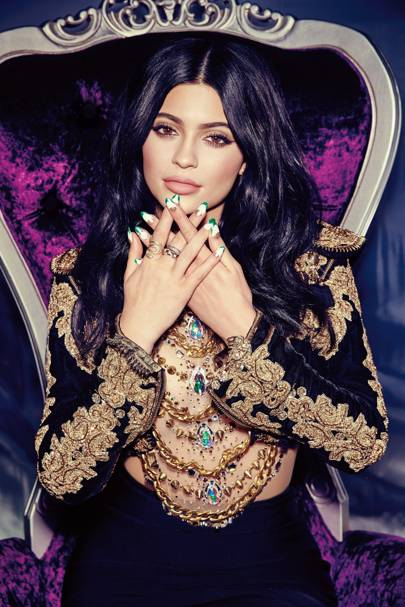 2016: King Kylie