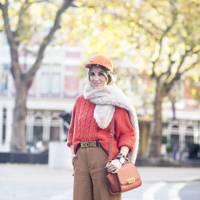 Alina Tanasa, stylist and fashion consultant