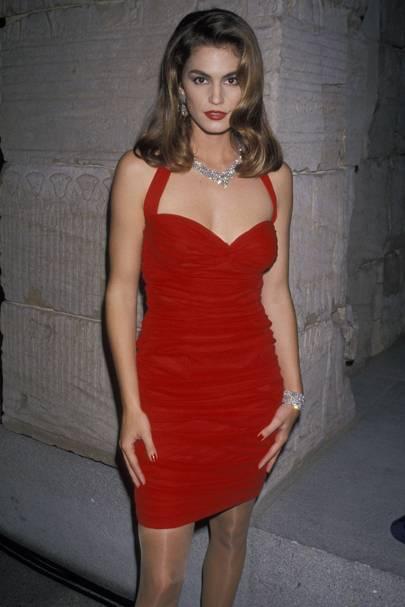 Cindy Crawford - 1997