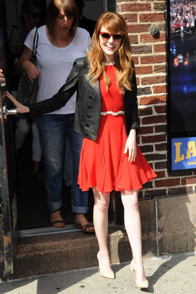 Late Show with David Letterman, New York – July 16 2014