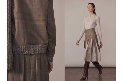Gabriela Hearst's winning looks for the International Woolmark Prize collection
