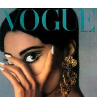 Vogue Cover, March 1966