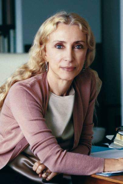 Franca Sozzani - editorial director of Italian Condé Nast and editor of Italian Vogue