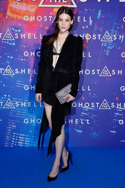 'Ghost In The Shell' Film premier, Paris – March 21 2017