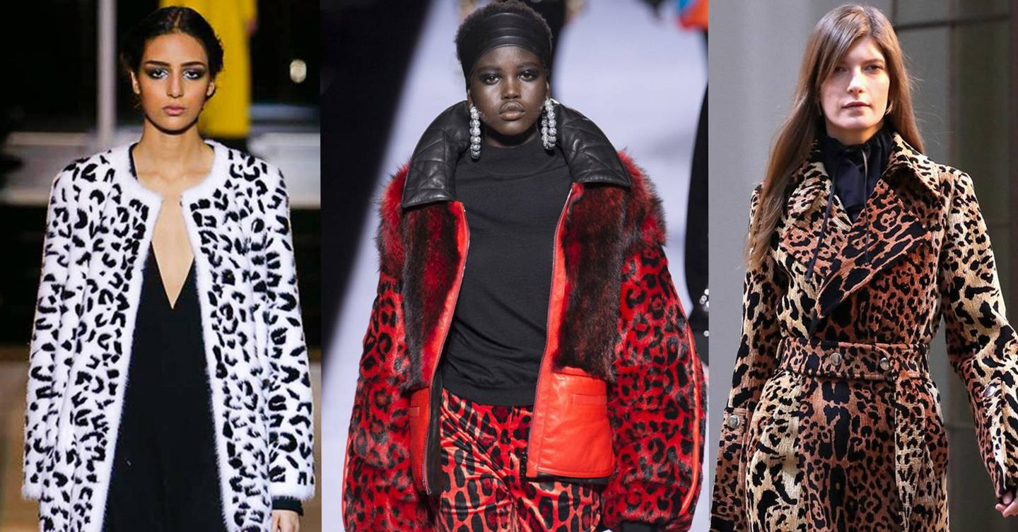 AW18 Trend: Really Wild Show
