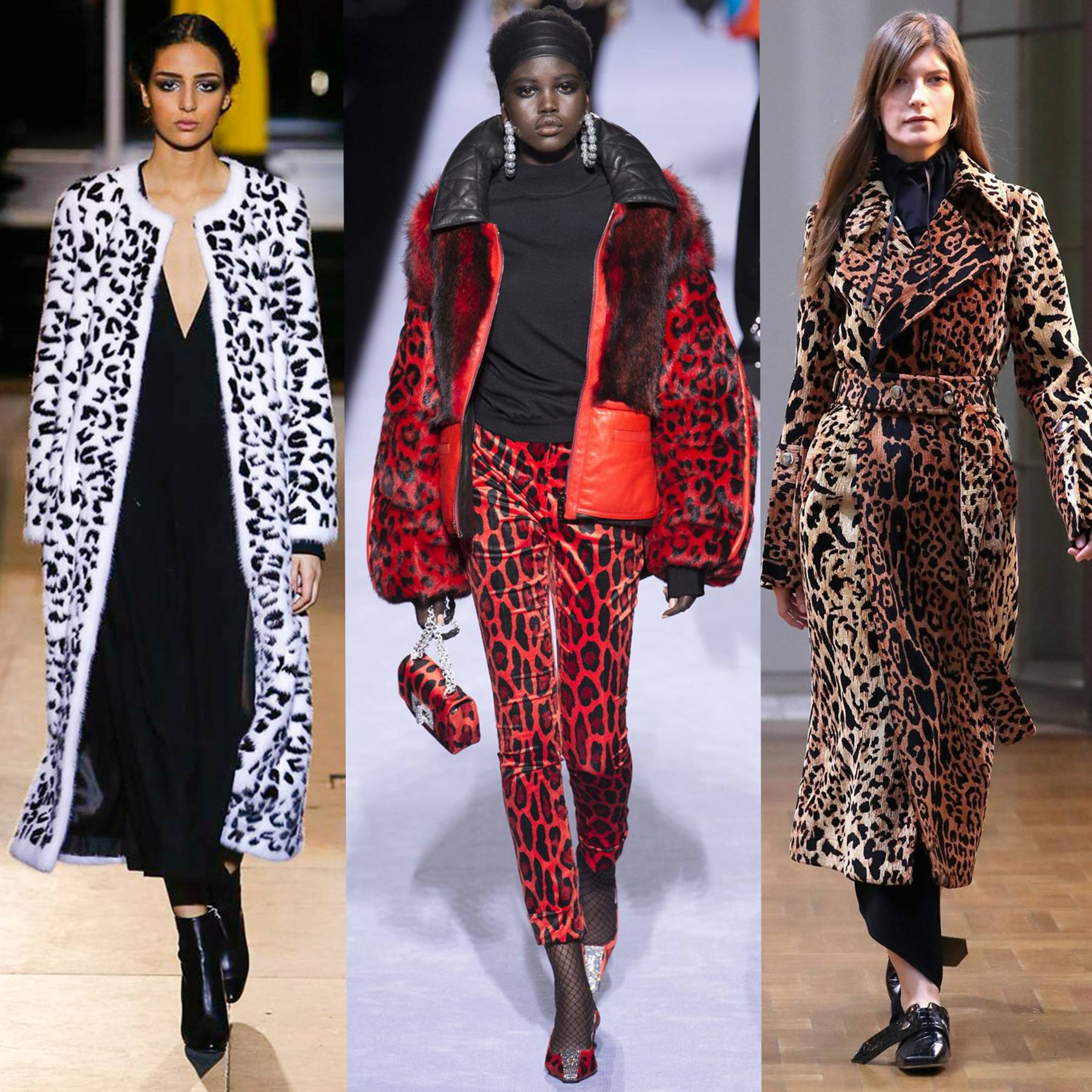 aa295b7af91 Autumn Winter 2018 Trend  Animal Print