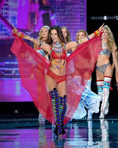 9f55723fca Alessandra Ambrosio Has Walked Her Last Victoria s Secret Show ...