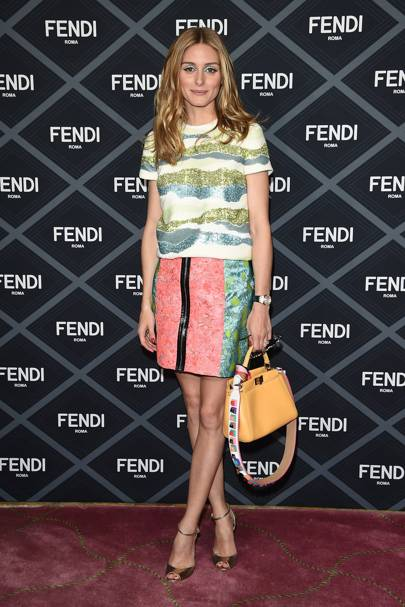 Fendi show - July 8 2015
