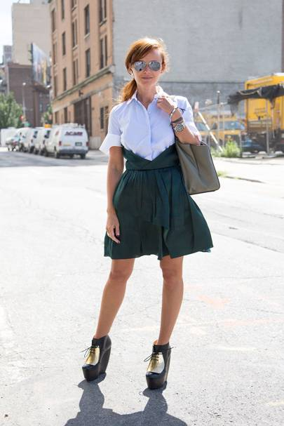 Amanda Sheppard, senior stylist